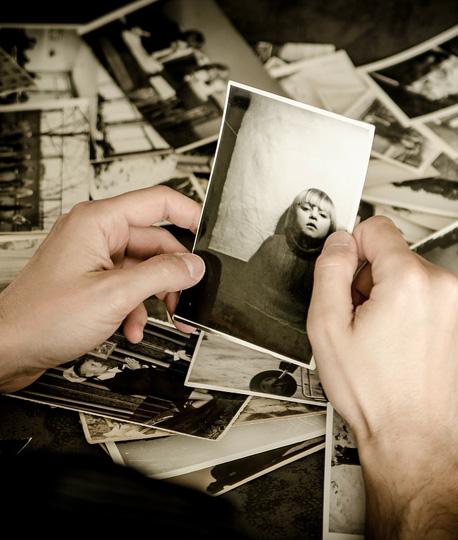 Scanna dina gamla minnen