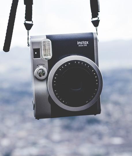 Polaroid och Kodak Instax